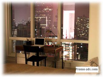 Living Room - Manhattan, New York Vacation Condo Rental