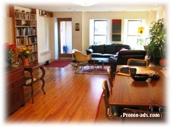 Park Slope NY Duplex for rent